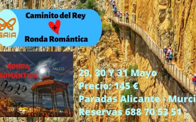 Caminito del Rey y Feria de Ronda Romántica