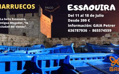 Essaouira, Marruecos «Un viaje en el tiempo»
